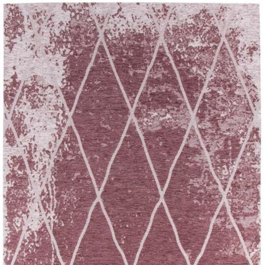 TOM TAILOR - Teppich FINE - Fine Lines 256 light rose