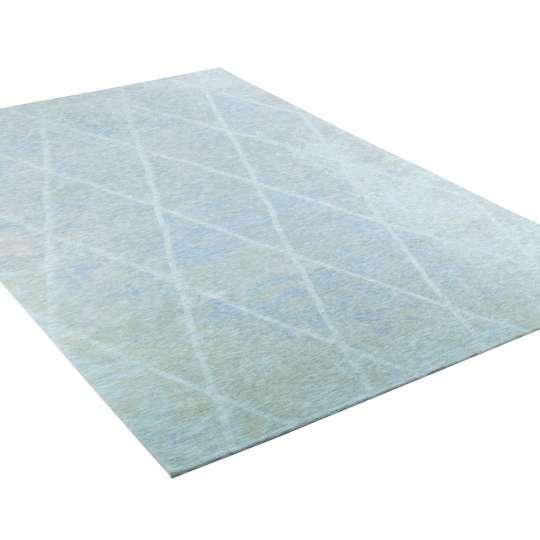 TOM TAILOR - Teppich FINE - Fine Lines 714 aqua - Perspektive