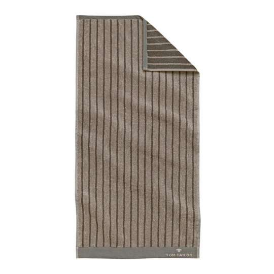 TOM TAILOR - Bedroom Nordic Retro - Basic Jaquard Towel