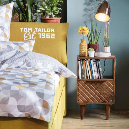 TOM TAILOR - Bedroom Nordic Retro - COLOR BOX - closeup