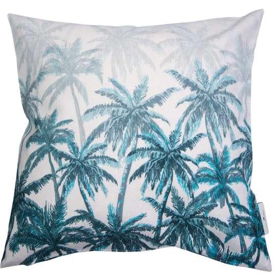 565071- t-Blurred palm Forest Kissenhülle von Tom Tailor