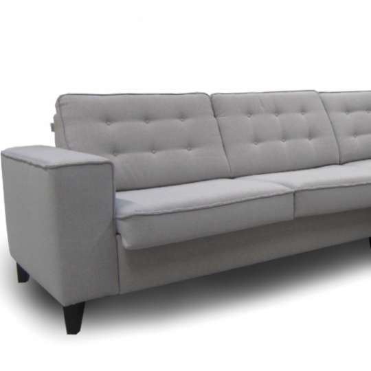 NORDIC SLEEP Schlafsofa in powder grey von Tom Tailor