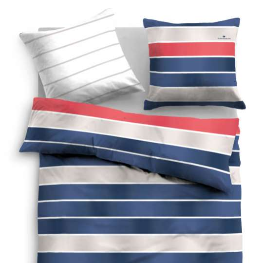 69944_807 - SATIN BED LINEN Bettwäsche von Tom Tailor