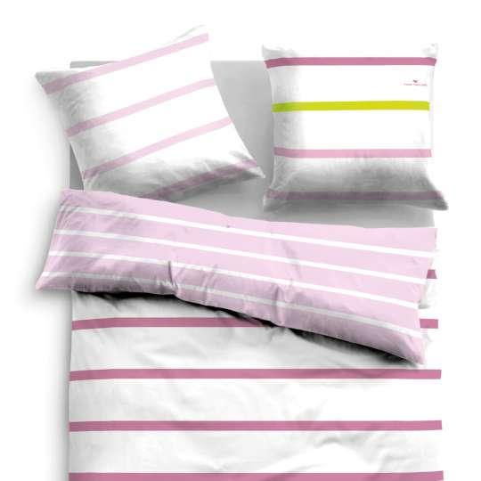 69967_834- SATIN BED LINEN Bettwäsche von Tom Tailor