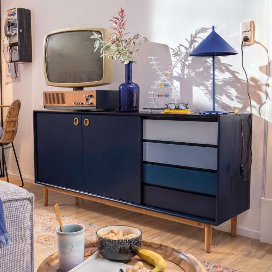 Color Box Large Sideboard von Tom Tailor