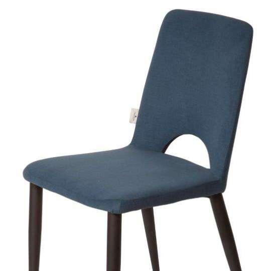 Tom Tailor Hous Velvet Stuhl