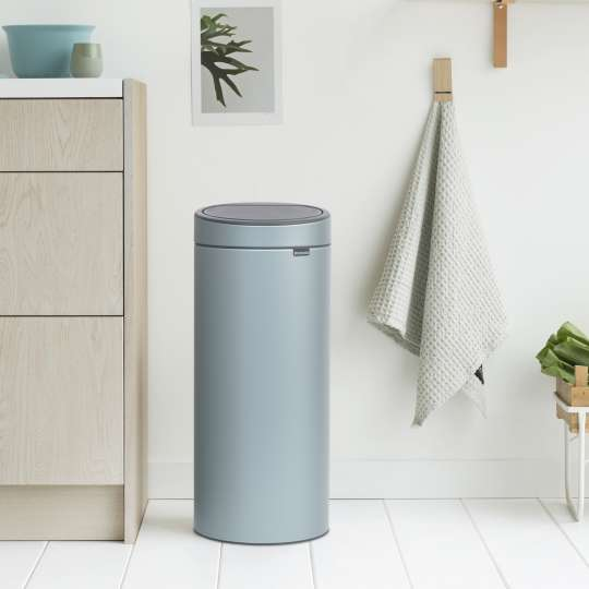 Brabantia: Touch Bin New Mülleimer in neo mint / 8710755115424