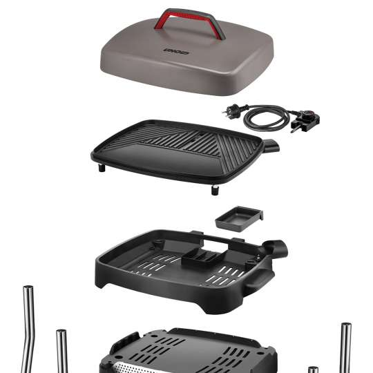 Unold BARBECUE Power Grill Detail