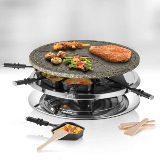 UNOLD - 48726 - RACLETTE Multi 4 in 1 - Mood 2