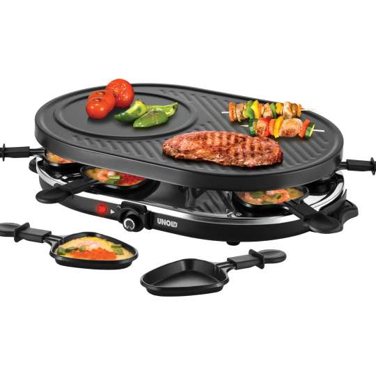 UNOLD - 48795 - RACLETTE Gourmet
