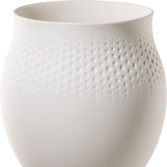 Villeroy & Boch: Manufacture Collier Vase weiss 1016815511_A