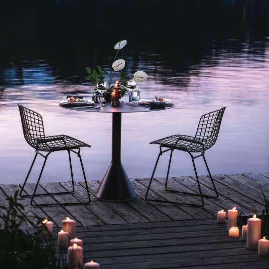 Villeroy und Boch -Liebe deine Zeit; Steg mit gedecktem Tisch