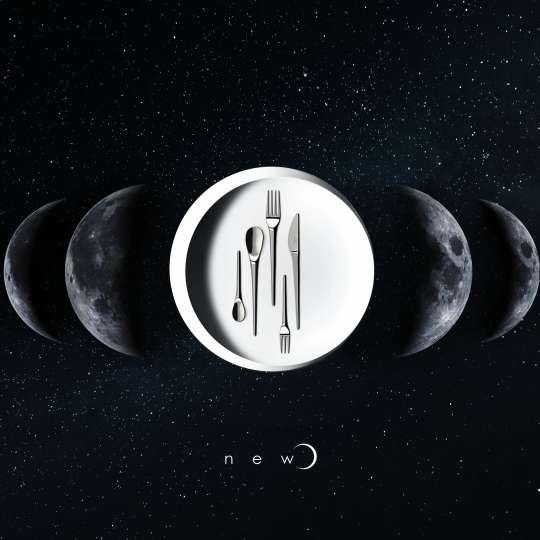 Villeroy und Boch -Liebe deine Zeit;  new moon