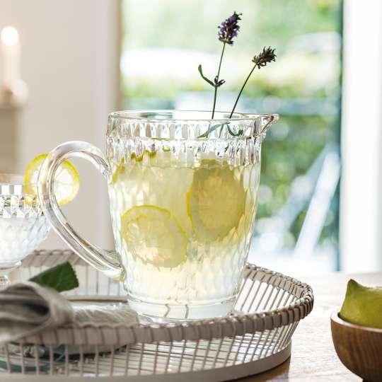 Geschirr aus hochwertigem Kristallglas von Villeroy & Boch
