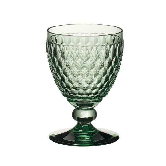 Trinkglas aus hochwertigem Kristallglas in Green von Villeroy & Boch