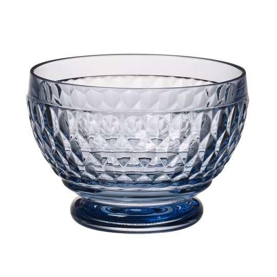 1173090761 - Schüssel aus hochwertigem Kristallglas in Blue von Villeroy & Boch