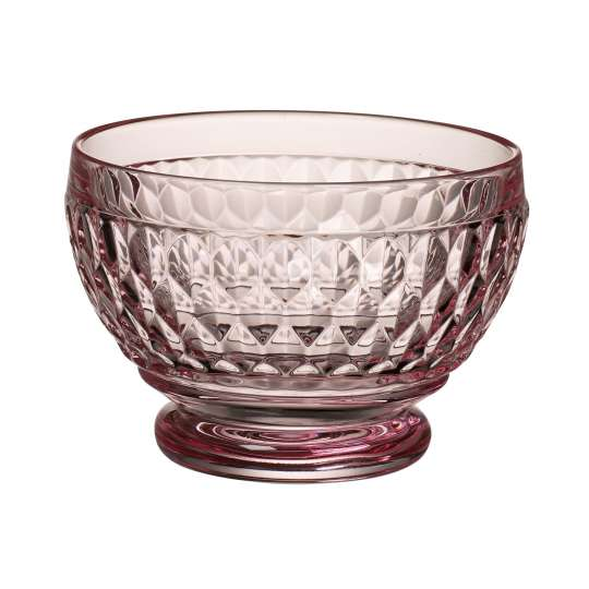 1173090764 - Schüssel aus hochwertigem Kristallglas in Rose von Villeroy & Boch