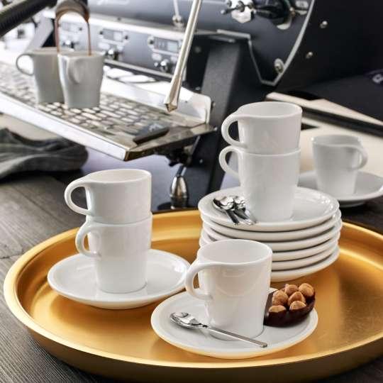 Villeroy und Boch Coffee Passion Kaffeetassen und Untertassen Milieu 1