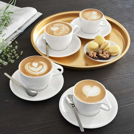 Villeroy und Boch Coffee Passion Cappuccino-Set Milieu