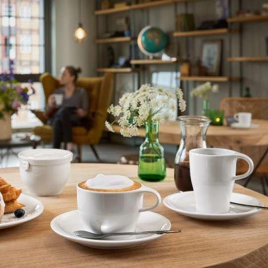 Villeroy und Boch Coffee Passion Kaffeebecher, Cappucchino-Set und Zuckerdose Milieu 2