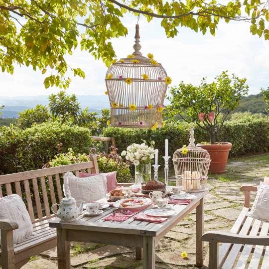 Villeroy und Boch Summertime Gedeckter Tisch 1
