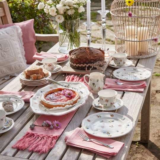 Villeroy und Boch Summertime Gedeckter Tisch 2