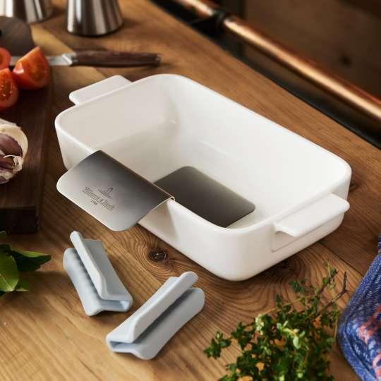 Villeroy und Boch Clever Cooking Auflaufform mit Lasagneheber Milieu