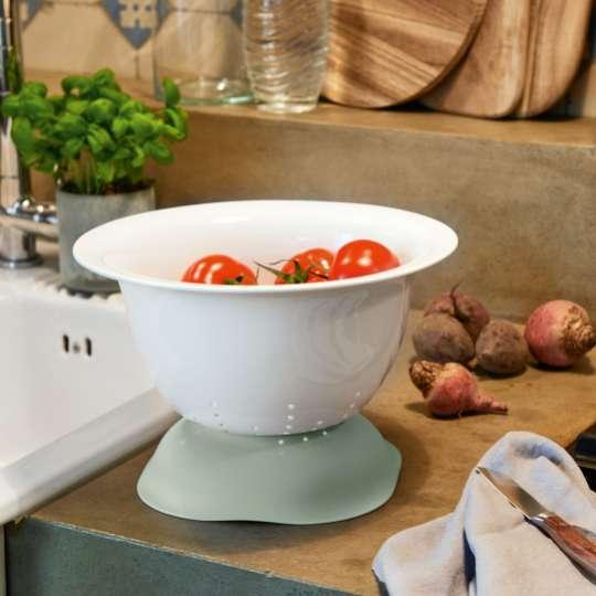 Villeroy und Boch Clever Cooking Servierschüssel mit Silikonuntersetzer Milieu