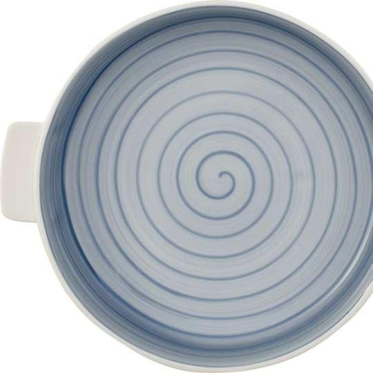Villeroy und Boch Auflauf- und Ofenform blau