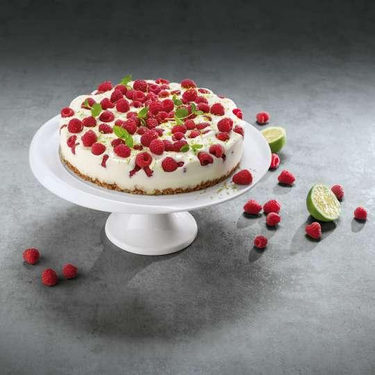Villeroy und Boch Clever Baking Kuchenplatte auf Fuß groß Milieu