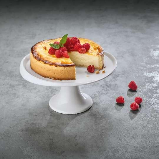 Villeroy und Boch Clever Baking Kuchenplatte auf Fuß klein Milieu