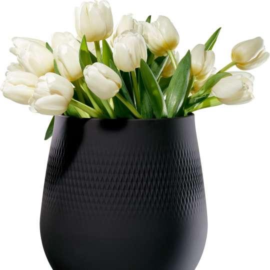 Villeroy und Boch Collier Blanc Vase Carré No. 1