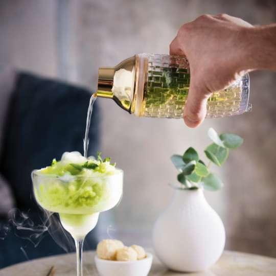 Villeroy und Boch serviert: London-Mule Cocktail mit Cocktailshaker