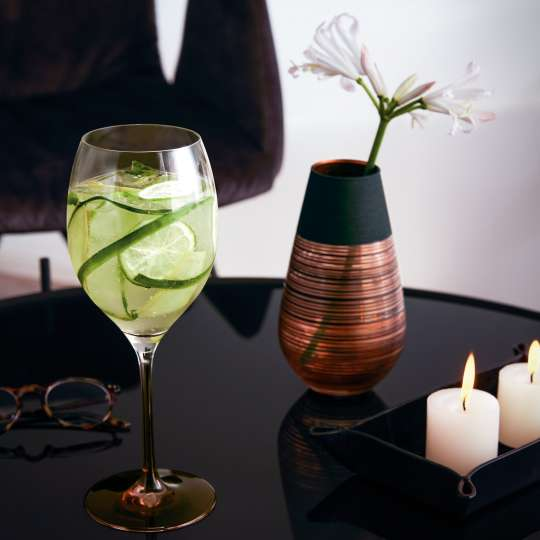 Coole Drinks: Der Chrystal Mint
