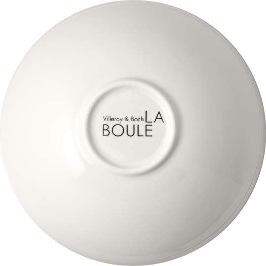 Villeroy & Boch: La Boule white: Bowl 1016656001 / Boden