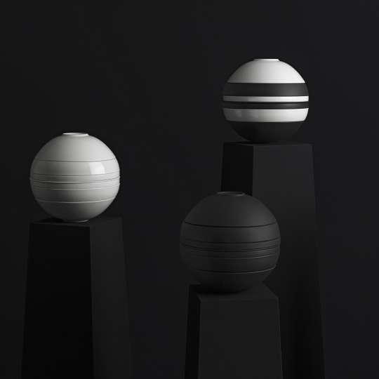 Villeroy & Boch: La Boule - Mood gestapeltes Tischservice als Designobjekte
