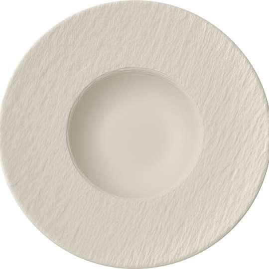 Villeroy und Boch Manufacture Rock blanc Pastateller 1042402790