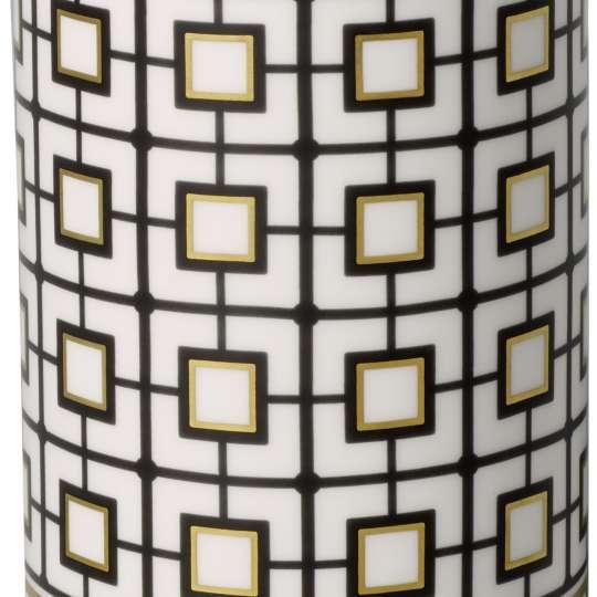 MetroChic Vase geometrisches Muster