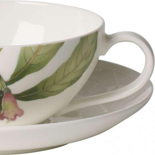 Malindi Teetasse mit Pfeffer-, Nelken- und Ingwerpflanzen 1043831260