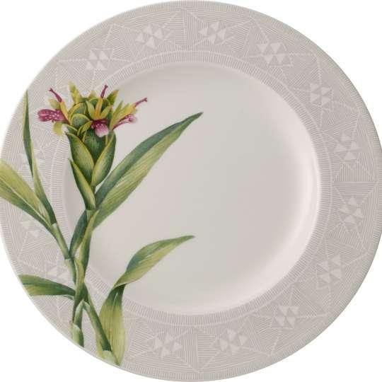 Malindi Speiseteller mit Pfeffer-, Nelken- und Ingwerpflanzen 1043832630
