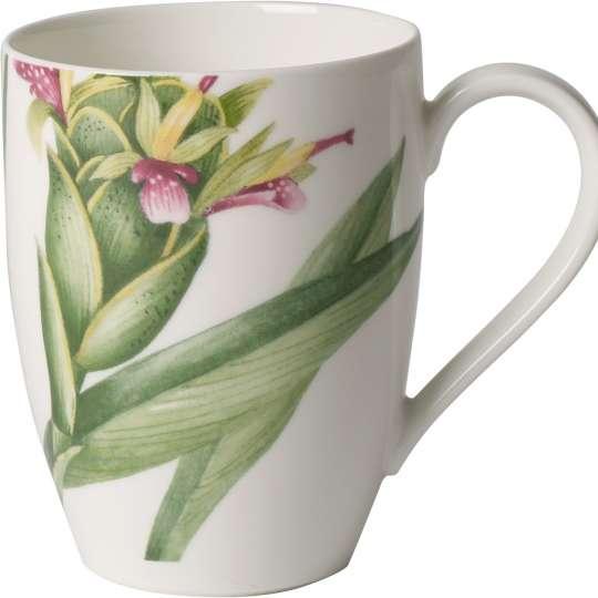 Malindi Kaffeebecher mit Pfeffer-, Nelken- und Ingwerpflanzen 1043839651