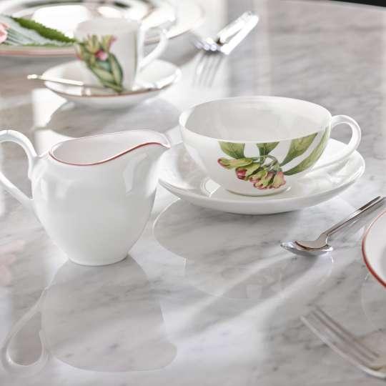 Malindi Anmut Rosewood Teetasse Kännchen Milieu