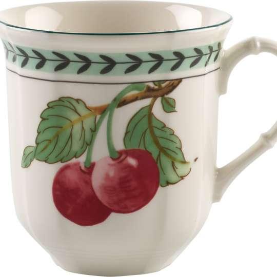 French-Garden 1042474851 Kaffeetasse Kirschen