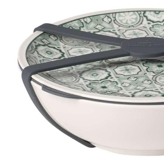 Villeroy & Boch - Modern Dining - To Go - Teller und Schale Jade Caro
