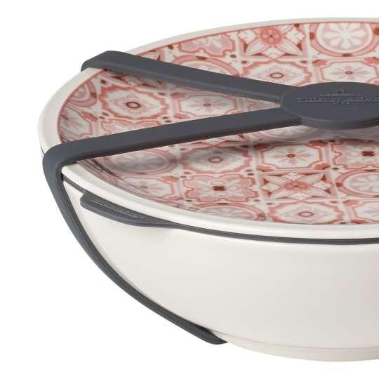 Villeroy & Boch - Modern Dining - To Go - Teller und Schale Rose