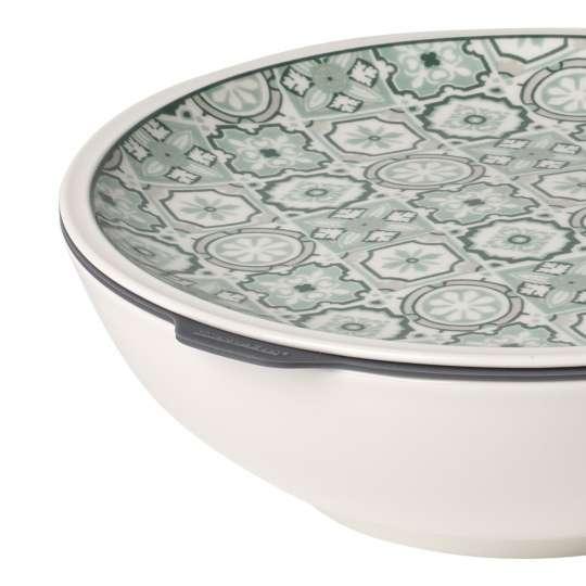 Villeroy & Boch - Modern Dining - To Go - Teller und Schale Jade Caro - ohne