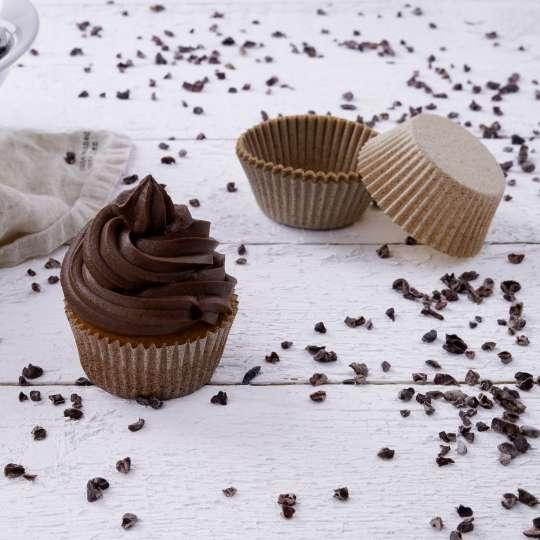 Zenker Muffin Papierbackförmchen Kakaoschale Mood