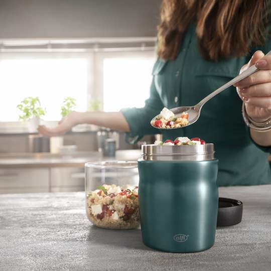 alfi food Mug/Becher Sea Pine Milieu
