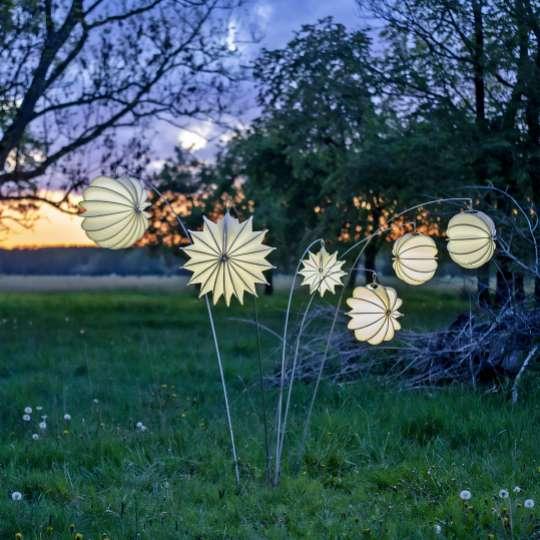 Barlooon - robuste Outdoor-Lampions, Mood Gutshaus Lanken