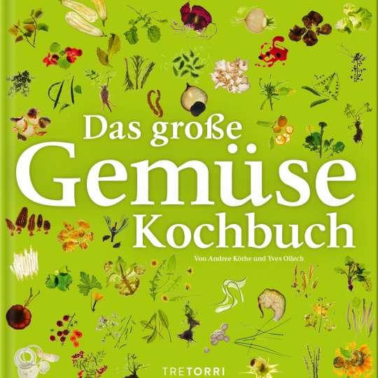 Das große Gemüsekochbuch Cover